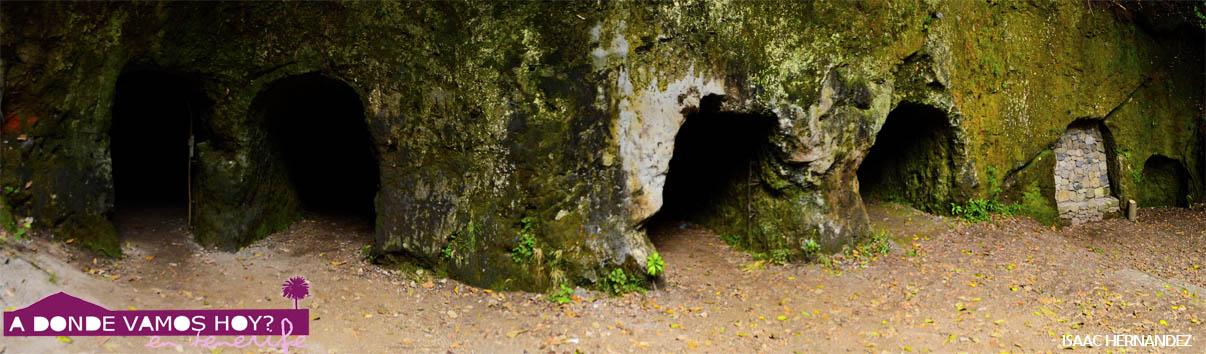 cuevas de toledo o cuevas de vidrio