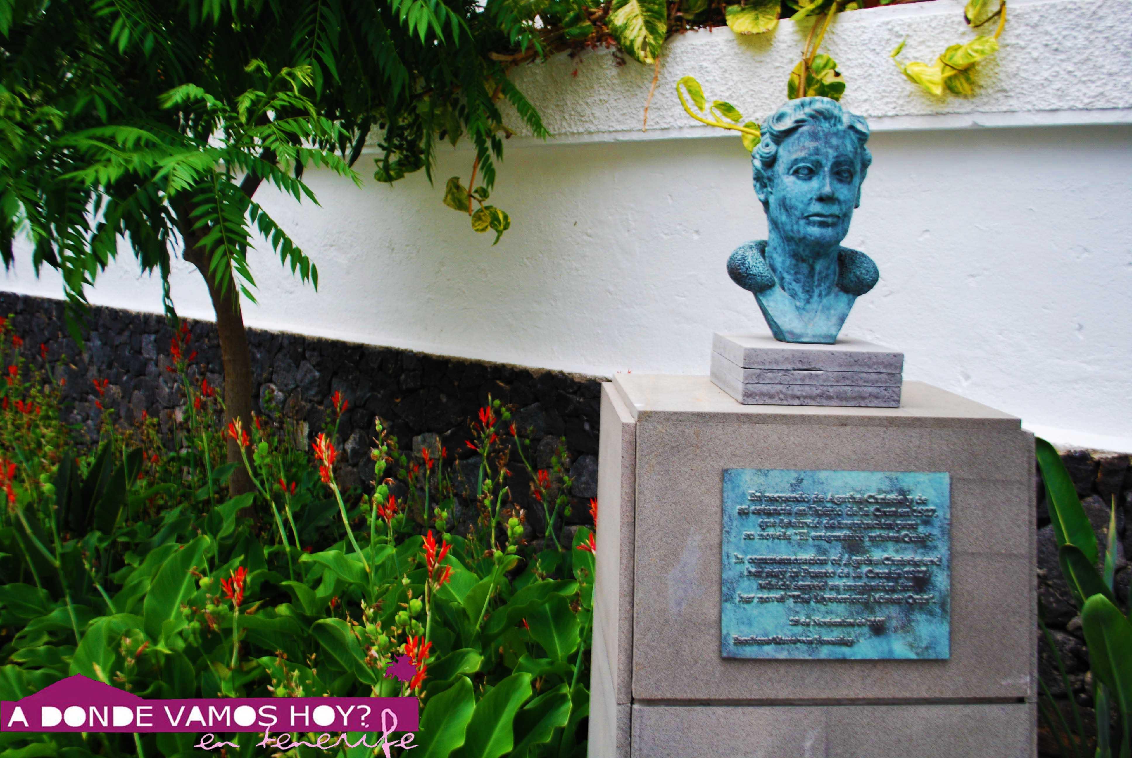 ¿Sabías que?…En Tenerife – Agatha Christie en el Puerto de la Cruz