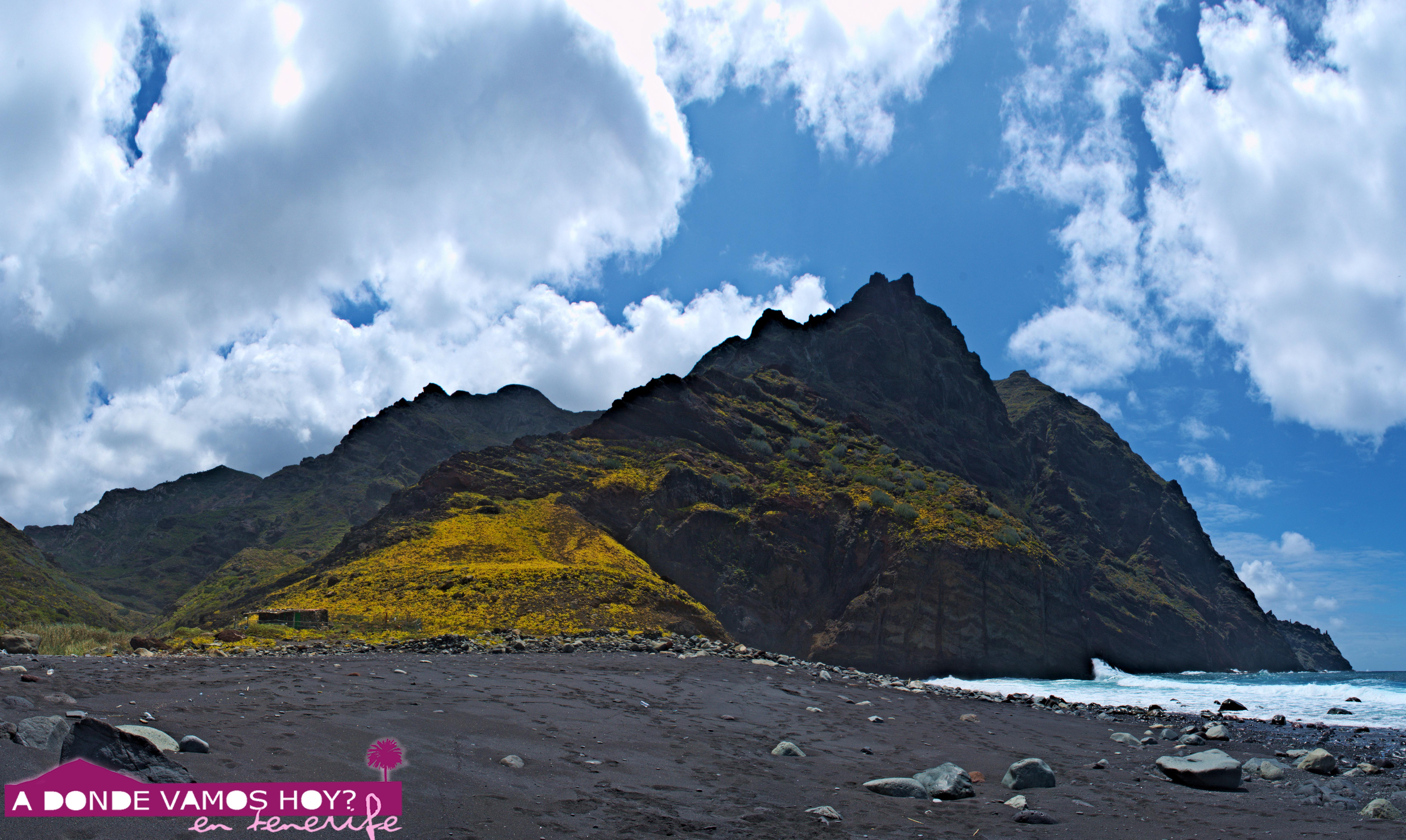 Sendero Afur – Playa de Tamadite (Anaga)