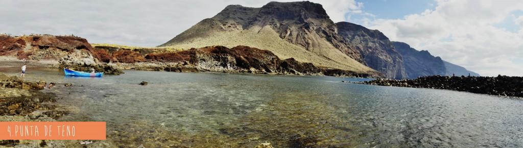 4. Punta de Teno.