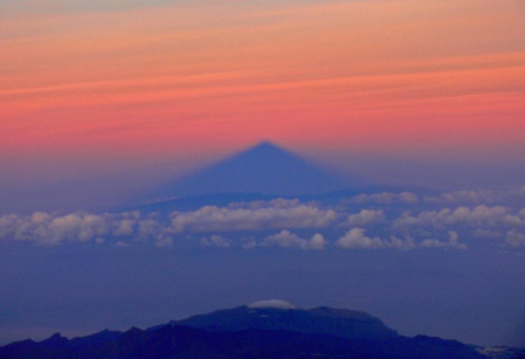 Sombra del Teide
