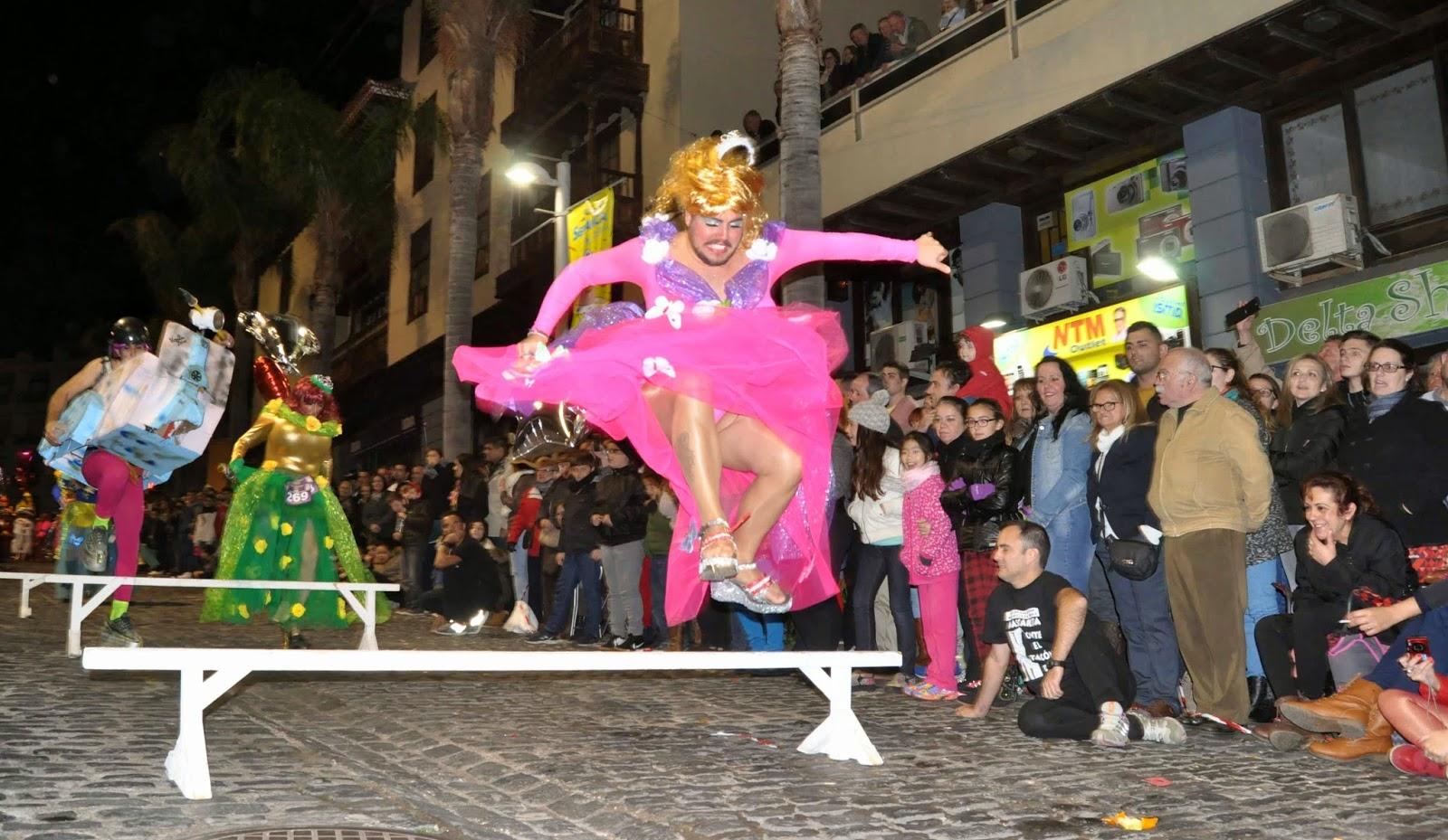 Un amante del carnaval no debe perderse estos eventos
