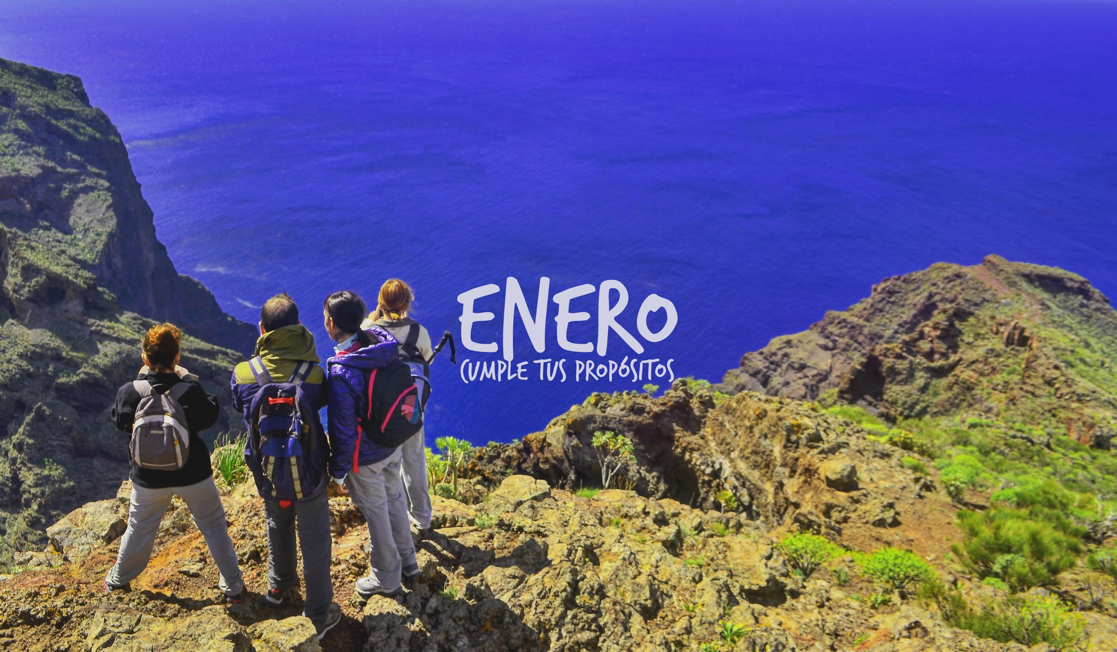 ¿Qué hacer en Tenerife en Enero?
