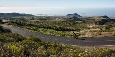 Sur Alta: Costa Adeje - Trasera de Los Cristianos - Carretera General del sur - La Camella - Granadilla - Vilaflor - Arona - Trasera de Los Cristianos - Costa Adeje